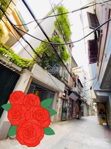 Bán nhà mặt ngõ Dương Quảng Hàm - Cầu Giấy, gara ôtô - kinh doanh 70m2, 5 tầng, giá 12,8 tỷ ảnh 0