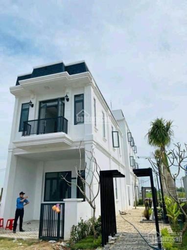 Sở hữu ngay căn nhà cạnh chợ Hưng Long Bình Chánh 1 trệt 1 lầu, 5x15m sổ riêng chỉ với 1 tỷ ảnh 0