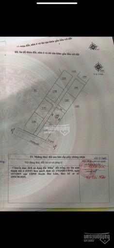 Bán lô đất 300m2 Lộc Tân Bảo Lâm giá 1 tỷ không thương lượng không tiếp sale ảnh 0