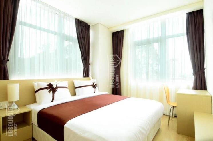 Bán khách sạn chuẩn 3 sao mặt tiền đường Pasteur, 707m2, 2 hầm + 14 tầng ảnh 0