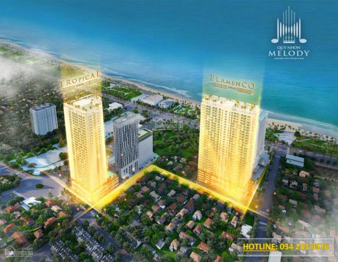 Căn hộ cao cấp thành phố biển Quy Nhơn - Quy Nhon Melody sắp bàn giao CK 7%-25% trong tháng 9 ảnh 0