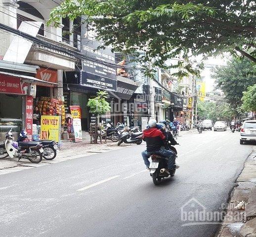 Sổ đẹp như hoa hậu, mặt phố Yên Lạc, 3 thoáng, KD, TM, sống trên phố, 56m2, MT: 5,3m, giá: 10,2 tỷ ảnh 0