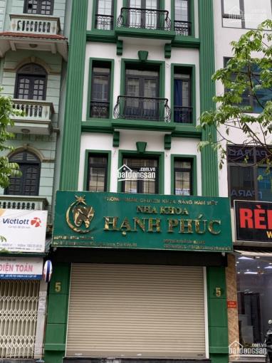 Tôi cho thuê nhà MP Trần Kim Xuyến - Trung Hòa, DT 95m2*4 tầng, thông sàn, KD tốt. Giá 50 triệu ảnh 0
