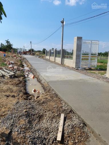 Cần bán lô đất ngộp CoVid 1453m2 mặt tiền đường bê tông rộng 7m gần 3KCN và KDL giá 1tr1/m2 ảnh 0