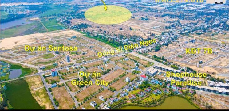 Bán đất Indochina Riverside Complex Điện Bàn thời điểm bắt đáy thị trường với 350tr ảnh 0
