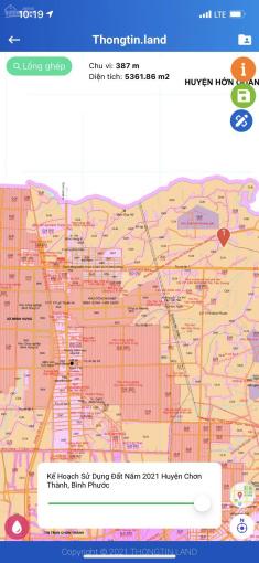Cần tiền bán gấp lô góc ấp 7 Minh Hung cách KCN Minh Hưng chỉ 2km giá 12xx. LH 0373817105 ảnh 0