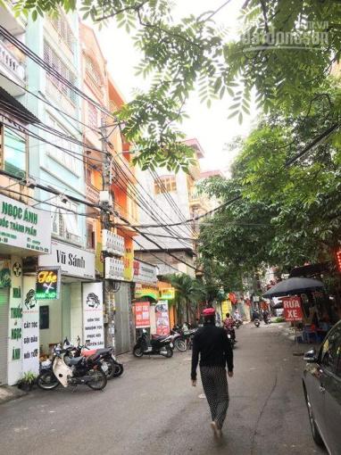 Bán nhà Dương Quảng Hàm, 5 tầng, DT 65m2, MT 6m giá 8.5 tỷ sổ đỏ chính chủ. LH 0986054120 ảnh 0