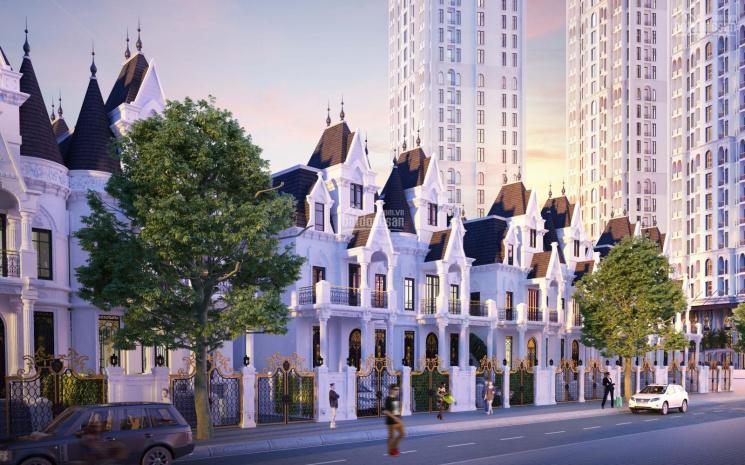 Chỉ từ 2.5 tỷ sở hữu ngay căn góc CC cao cấp mặt đường Phạm Văn Đồng, cạnh trường Đoàn Thị Điểm ảnh 0