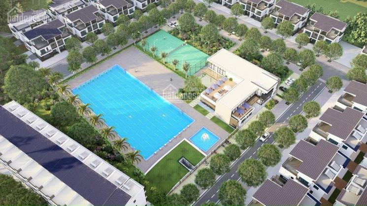 Quyết tâm bán căn biệt thự Ecorivers Hải Dương nhìn bể bơi 250m2 tốt vô địch. LH: 0966770494 ảnh 0
