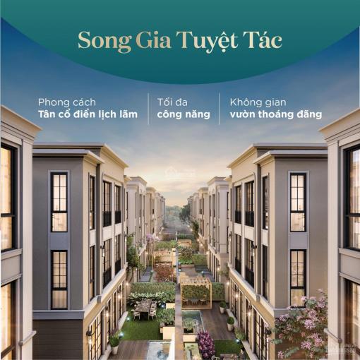 Biệt thự song lập Aqua City Đồng Nai, vị trí đẹp gần sông, gần trung tâm tiện ích. LH: 0944123839 ảnh 0