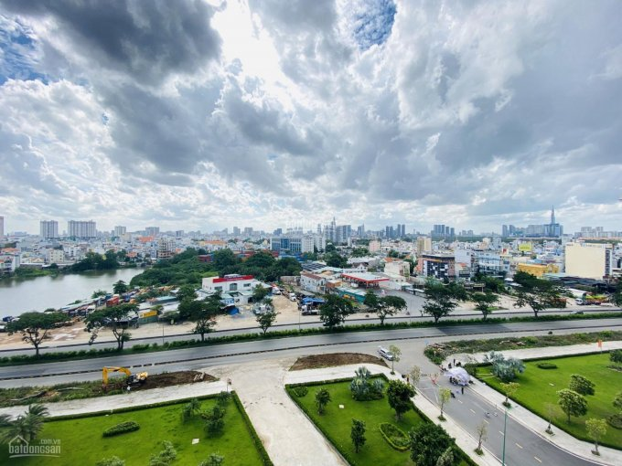 Định cư nước ngoài - bán lỗ 300tr căn hộ 3PN - 95m2 căn góc Eco Green Quận 7. LH: 0909609430 ảnh 0