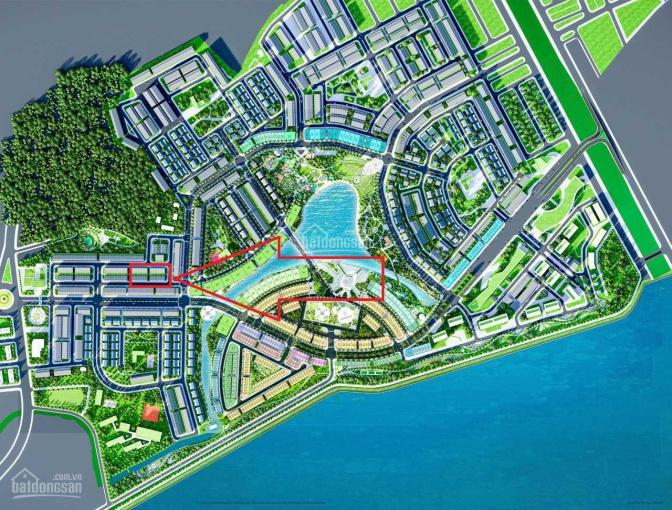 Nhà phố KD Đông Nam còn duy nhất căn tại Ecorivers Hải Dương. LH 0899866266 ảnh 0