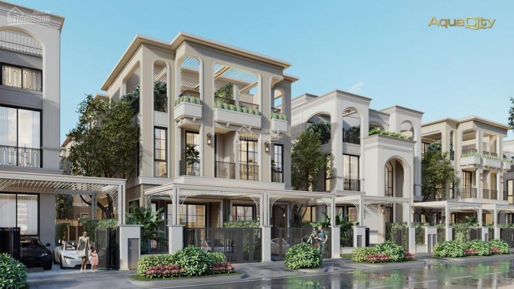 Bán biệt thự Aqua City 7x25m thanh toán 525 triệu ký HĐ, hỗ trợ vay NH 0% lãi suất. LH: 0909836831 ảnh 0