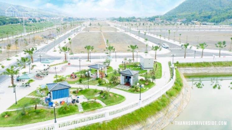 Chính chủ bán lô đất sổ đỏ tại dự án Thanh Sơn Riverside ảnh 0