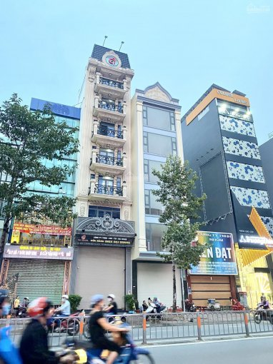 Bán nhà MT 136 Trần Nhân Tôn, Quận 10. 4.2x25m, hầm 5 lầu ST thang máy, giá 33 tỷ ảnh 0