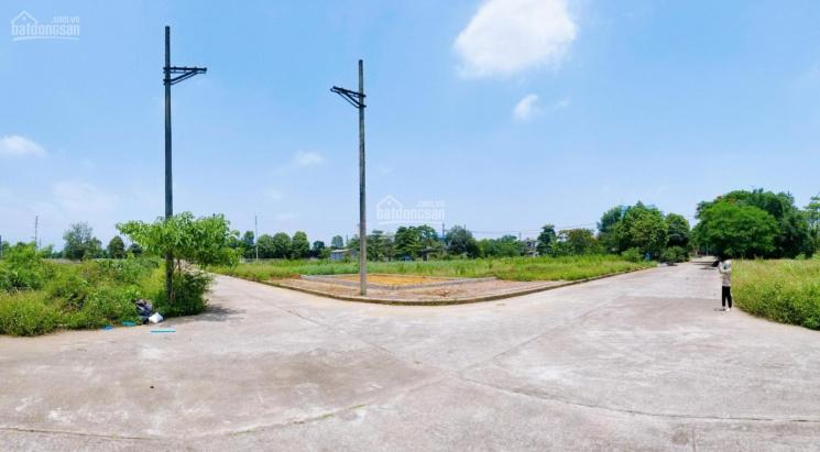 Bán đất Hòa Lạc - Chiết khấu 4% - vay 0% lãi suất 12 tháng - đường sá rộng rãi - vỉa hè 2 bên ảnh 0