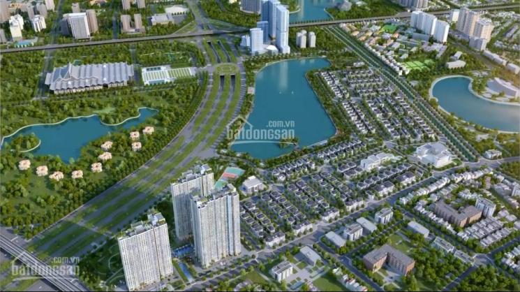 Chính chủ bán lô liền kề 93m2 giá 26 tỷ giá rẻ nhất thị trường trong quần thể đáng sống Green Bay ảnh 0