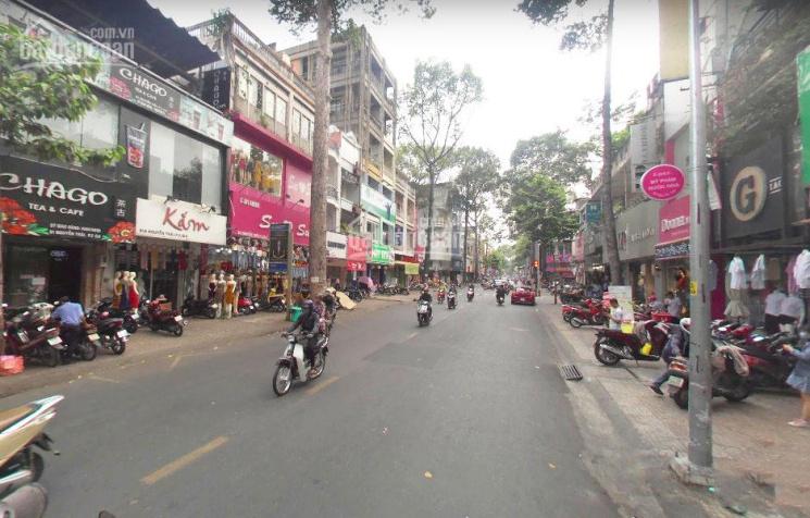 Nhà mặt tiền Nguyễn Trãi khu mua sắm thời trang Q5. DT: 86.7m2 (1 trệt 2 lầu) ảnh 0