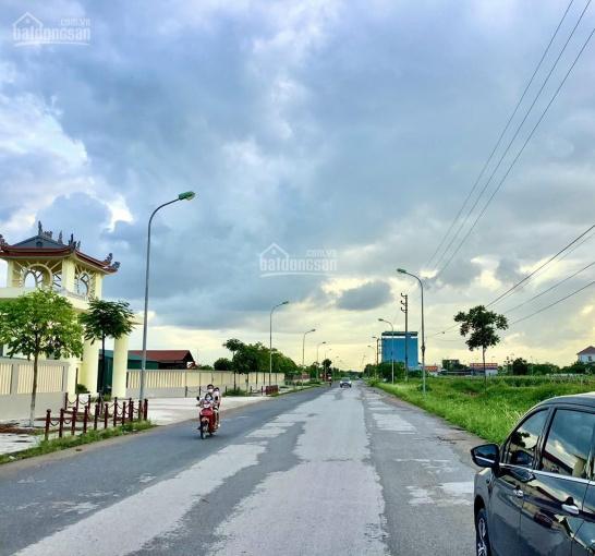 Cần tiền chủ nhà bán cắt lỗ lô liền kề 100m2 dự án Cienco5 Mê Linh, cam kết giá rẻ nhất Thị trường ảnh 0