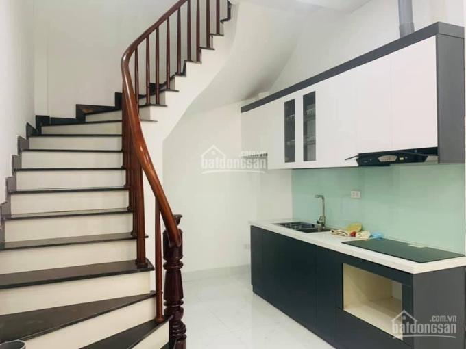 Bán nhà 5 tầng mới xây đường Nguyễn Khánh Toàn - dọn đến ở luôn, giá 3 tỷ ảnh 0