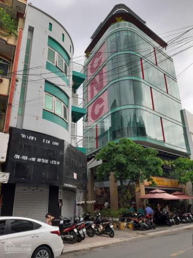 Bán cao ốc góc 2 MT Nguyễn Văn Tráng - Lê Lai, P. Bến Thành, Q1. Giá 120 tỷ ảnh 0