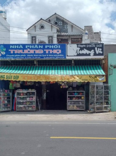 Bán nhà mặt tiền Quốc Lộ 91 ngay chợ Bằng Tăng Thuận lợi kinh doanh mua bán ảnh 0