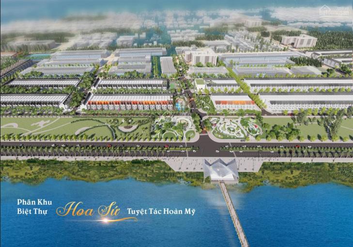 Biệt thự view biển, 3 tầng bàn giao full nội thất đẳng cấp 5 sao, khu đô thị Vịnh An Hòa City ảnh 0