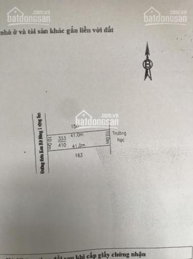 Bán đất sau lưng Chi cục thuế tỉnh Kon Tum ảnh 0