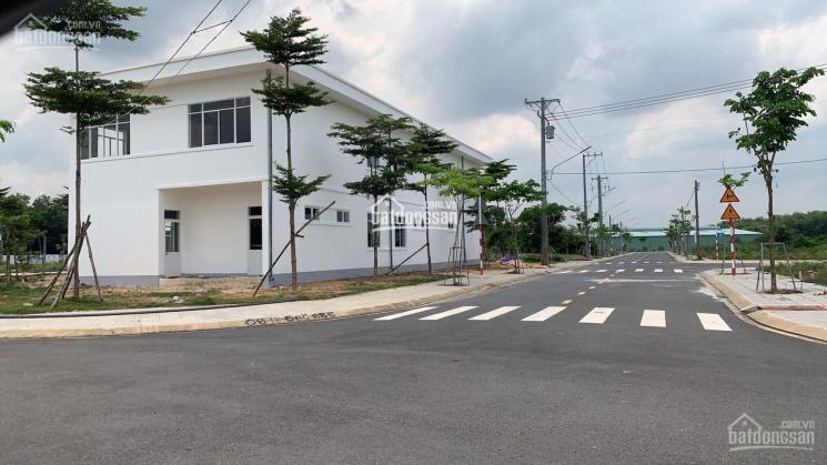 Chính chủ bán đất dự án Bàu Bàng - Bình Dương, thổ cư 100%, sổ hồng đầy đủ - Sinh lời ngay ảnh 0