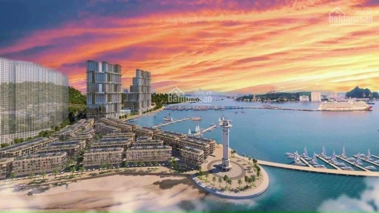 Độc quyền căn studio Giá rẻ chỉ 1,8 tỷ - tầng trung đẹp Sun Marina Hạ Long dự án mặt vịnh ảnh 0