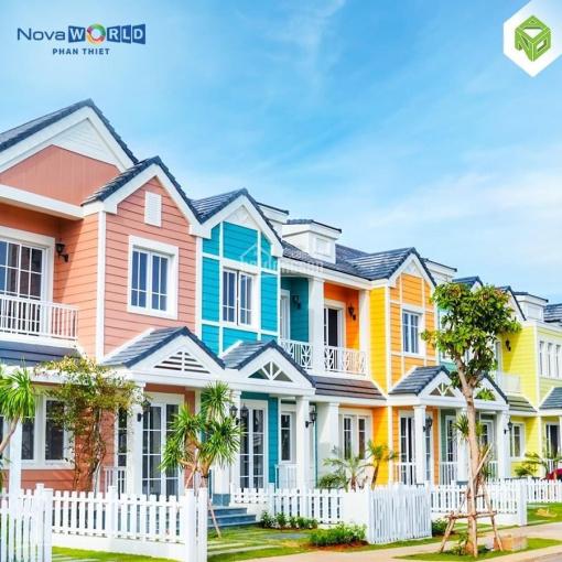 Bán nhà biệt thự biển 10x20m NovaWorld Phan Thiet thanh toán 30% nhận nhà ngay, hỗ trợ vay NH 0% LS ảnh 0