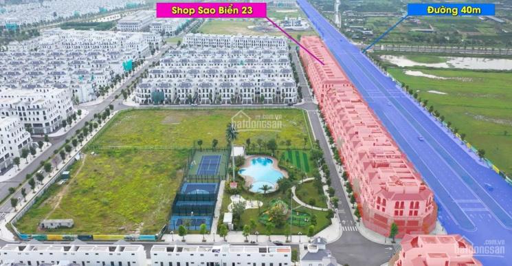 Chính chủ tôi bán cặp shophouse SB23 5 tầng 135m2 giá rẻ nhất thị trường đang làm sổ LH 0973434268 ảnh 0