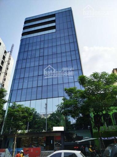 Bán tòa nhà văn phòng mặt Phố Huế lô góc 3 mặt thoáng, 525m2 10 tầng, MT 36m pháp lý chuẩn ảnh 0
