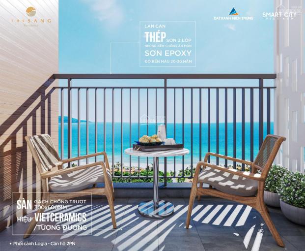 Chính thức mở bán căn hộ cao cấp The Sang Residence, ngay đối diện Furama Resort Đà Nẵng ảnh 0