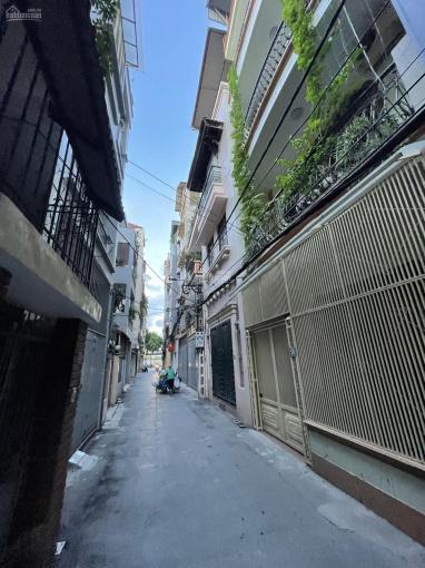 Nhà mặt ngõ chính rộng 3m cách MP Xã Đàn 20m, xây toà nhà văn phòng, khách sạn căn hộ, 96m2, MT 7m ảnh 0