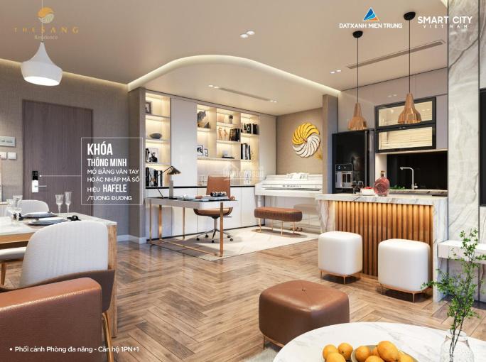 Tháng 8/2021. Đà Nẵng ra mắt dự án chung cư mới ven biển Mỹ Khê The Sang Residence ảnh 0