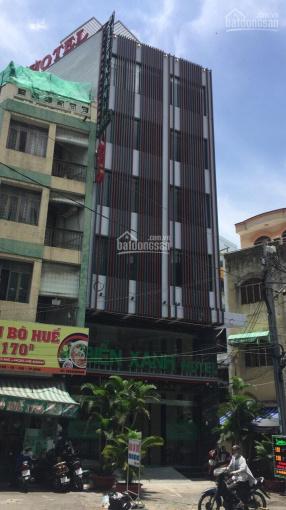 Nhà bán đường Thích Quảng Đức 30x60m 1500m2. GPXD 15 tầng, hợp đồng thuê: Để trống. Giá: 220 tỷ ảnh 0