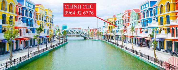 Tôi cần bán gấp căn shop Grand World, mặt sông Venice, giáp căn góc, trung tâm dự án ảnh 0