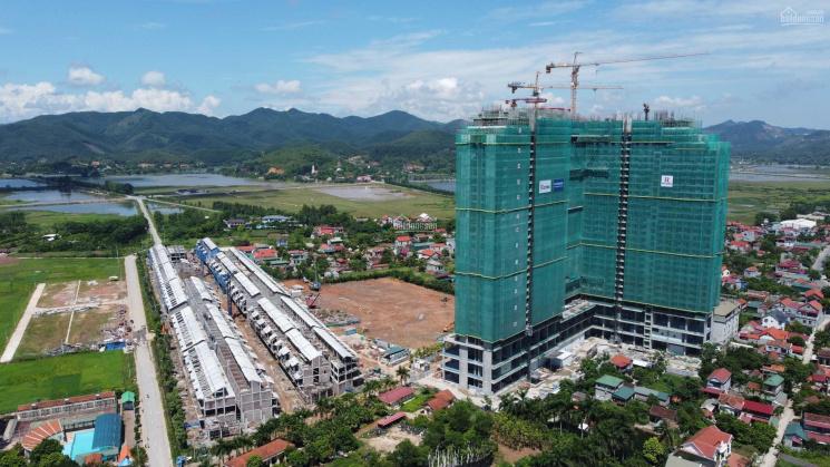 Cần bán lại căn góc liền kề dự án Wyndham Thanh Thủy giá 3.5tỷ, LH 0916324222 ảnh 0