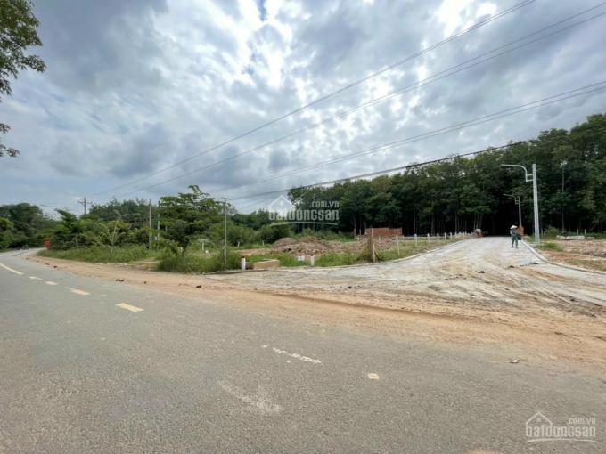 Đất mặt tiền DH609, Phú An vị trí đẹp buôn bán kinh doanh giá đầu tư 5x40m TC 100m2 đất chính chủ ảnh 0