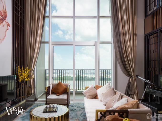 Sky villa full 100% NT mới - vào ở ngay - gồm 5PN - view trực diện sông SG & Bitexco - 0901039268 ảnh 0