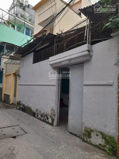 Bán nhà 110m2 đường Trần Quang Diệu, phường 14, Quận 3, 12.8 tỷ ảnh 0