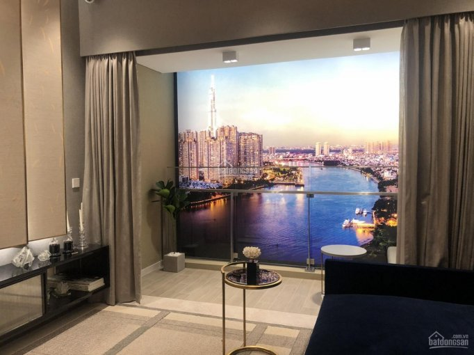 Giỏ hàng căn hộ The River Thủ Thiêm 2 - 3 phòng ngủ, view sông và nội khu giá tốt ảnh 0
