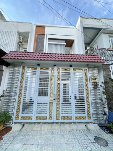 Nhà trệt lầu trong KDC Phú Hoà 2 DT 5x17m thổ cư 100%, giá chỉ 3.8 tỷ, LH 0943976139 ảnh 0