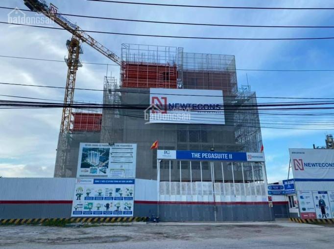 Mở bán 60 căn officetel Pegasuite 2 - MT Tạ Quang Bửu Q8 - đã có giấy phép XD - chỉ 940tr căn (VAT) ảnh 0