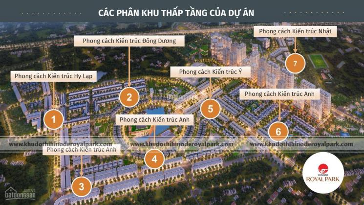 Chính chủ bán LK 15 view vườn hoa dự án Kim Chung Di Trạch, giá 4x triệu/m2 (MTG) ảnh 0