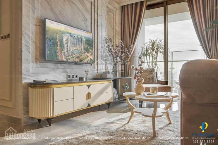 Cho thuê CH Vinhomes Q9, căn 2PN giá thuê 6 tr/th full nội thất cao cấp, view hồ bơi tầng trung ảnh 0